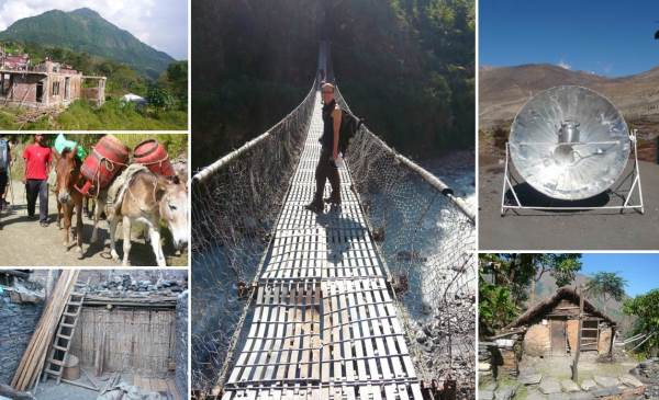 Ingenuity and Construction in Nepal