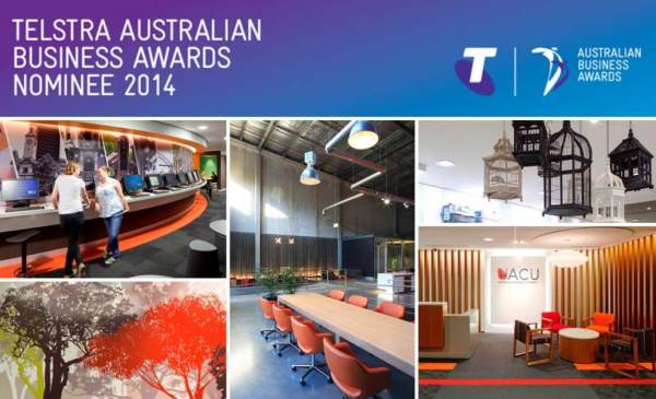 BigCity Design nominated for Telstra Business Awards
